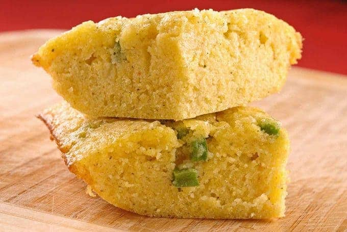 Jalapeno-Lime Corn Bread