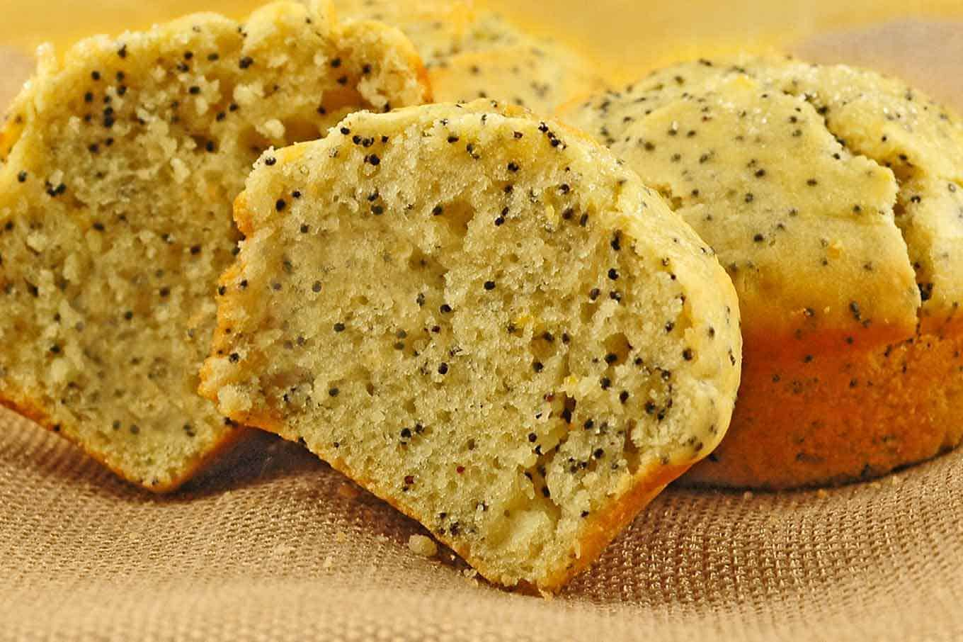 Indian Ethnic Home Decor Ideas Lemon Poppy Seed Buttermilk Muffins Mygourmetconnection