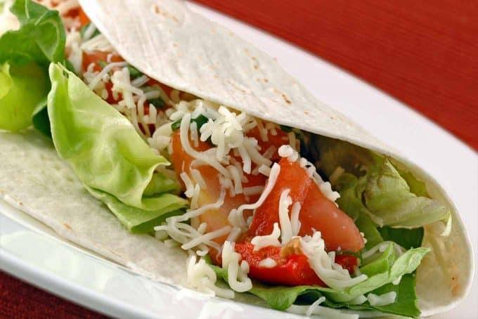Light and Fresh Turkey Tacos