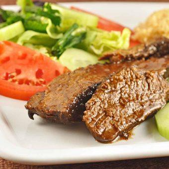 Malaysian Spiced Beef Brisket