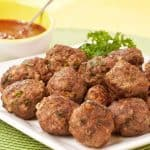 Mexican-Spiced Cocktail Meatballs