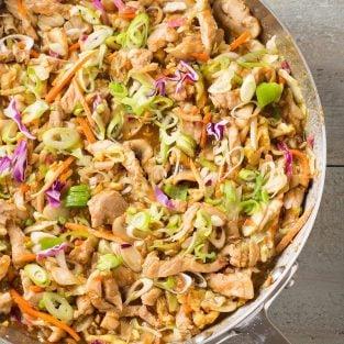 Moo Shu Pork