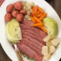 New England Boiled Dinner Recipe