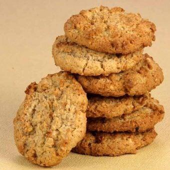 Maple-Oatmeal Cookies