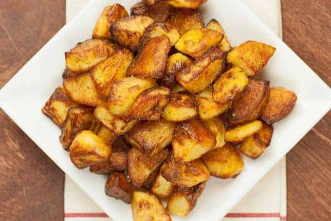 Our Best Oven-Roasted Potatoes