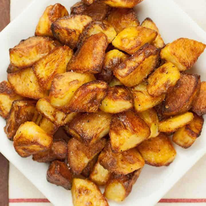 Our Best Oven Roasted Potatoes Recipe Mygourmetconnection