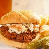 Oven-Roasted Pulled Pork Sandwiches