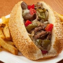 Philly-Style Steak Sandwiches