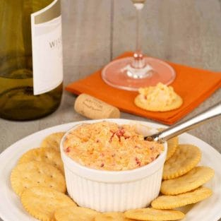 Homemade Pimento Cheese Recipe