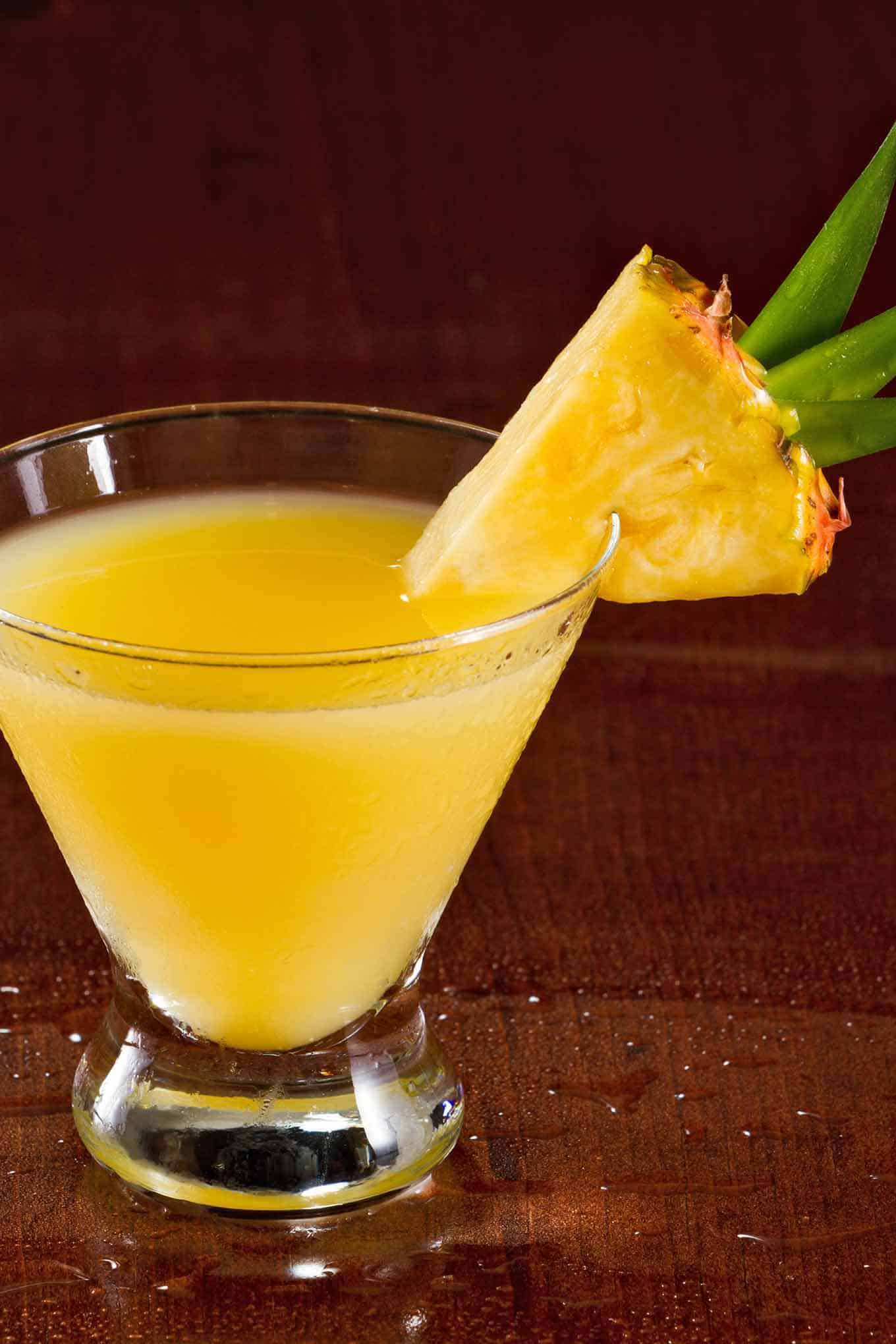 Pineapple Paradise Cocktail
