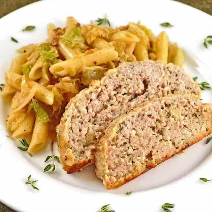 Porchetta-Style Pork Meatloaf