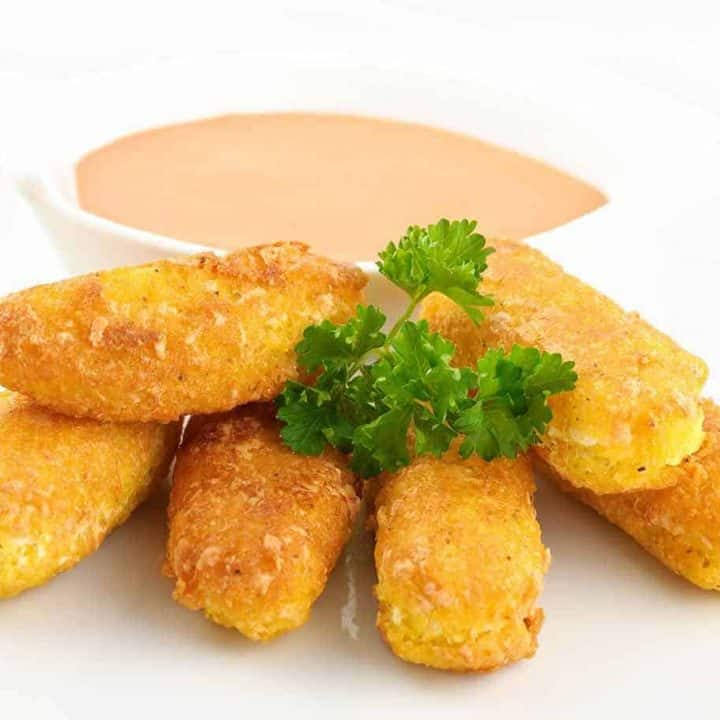 Puerto Rican Cheese Fritters