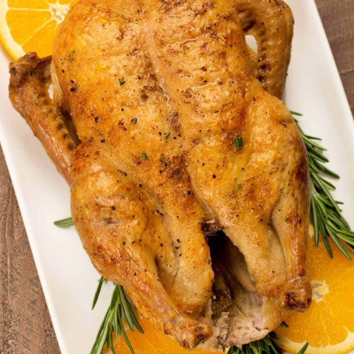 How To Make A Roast Duck