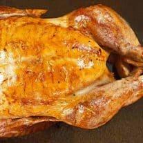 Easiest Brined Turkey