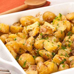 Roasted Ranch Potatoes