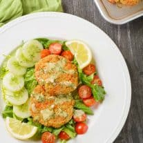 Salmon Quinoa Patties