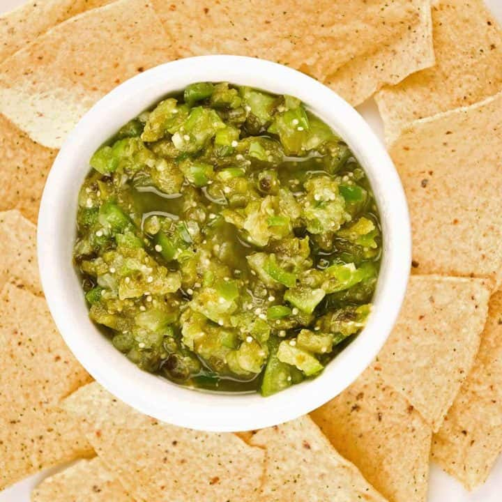Roasted Salsa Verde