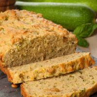 Savory Pesto-Zucchini Bread