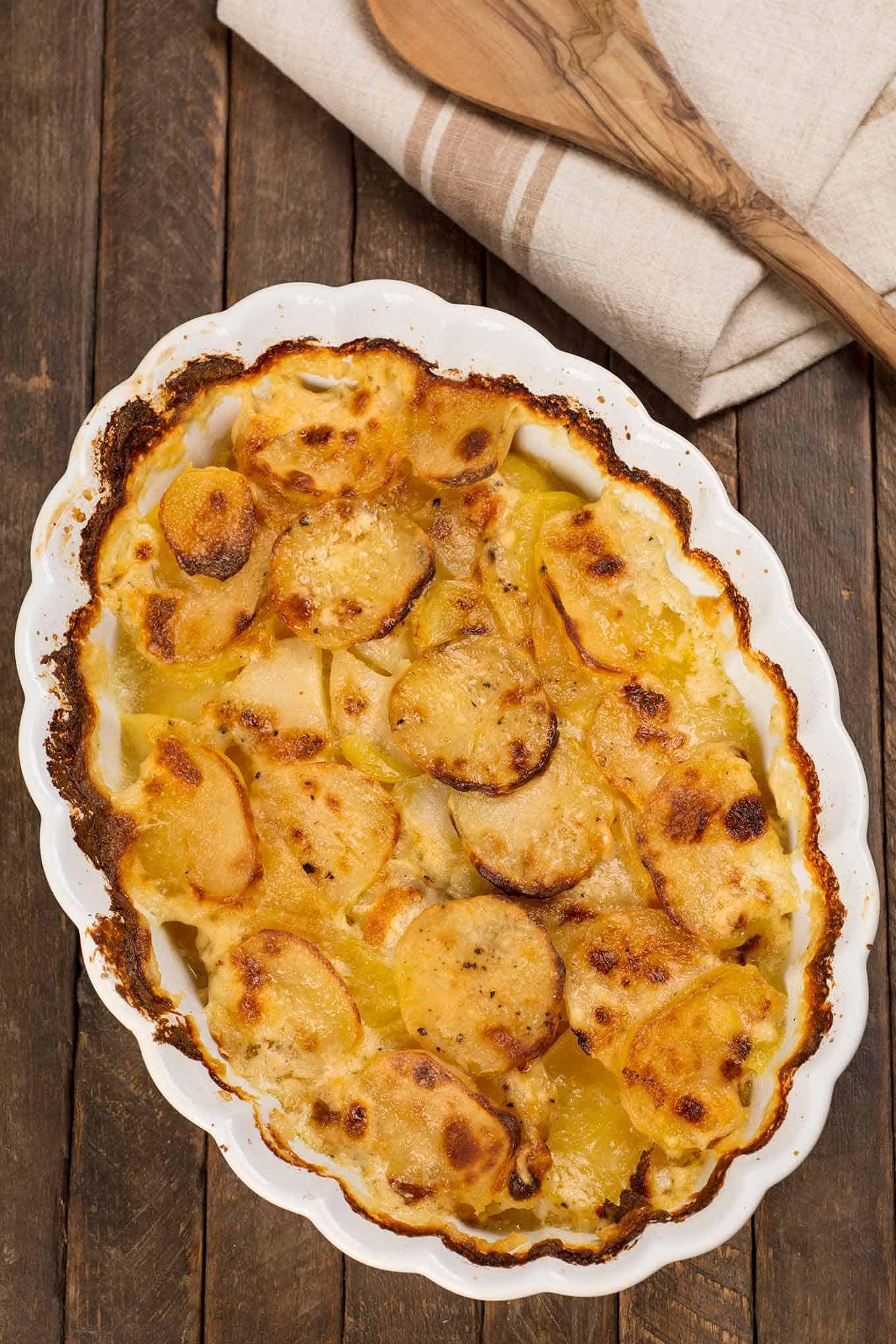 Classic Scalloped Potato Recipe