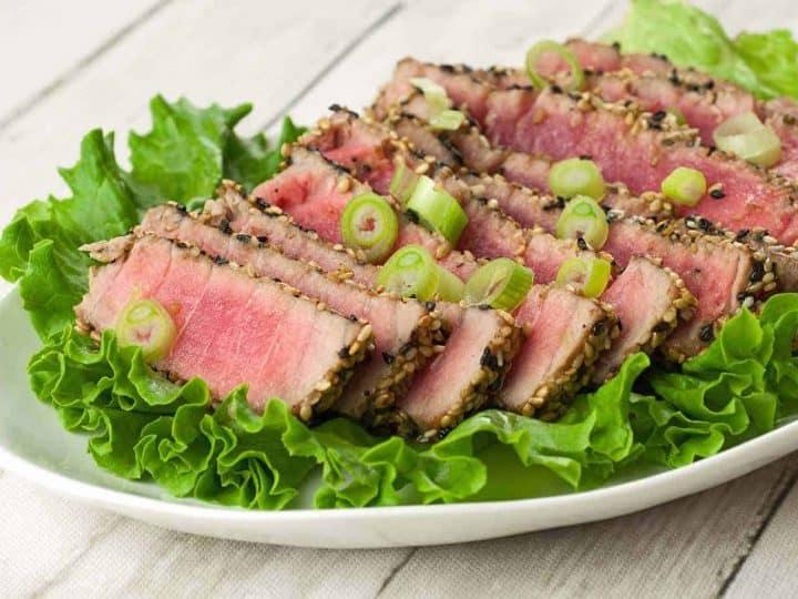 How To Cook Ahi Tuna Steaks