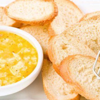 Sicilian Lemon Dip