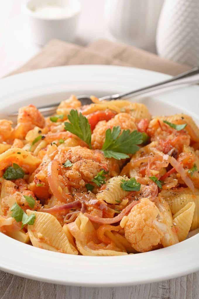 Sicilian Pasta with Cauliflower Recipe
