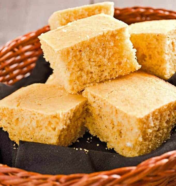 Simple Corn Bread