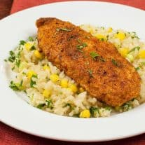 Southwest-Spiced Chicken and Rice