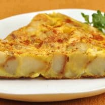 Spanish Tortilla (Tortilla Espanola)