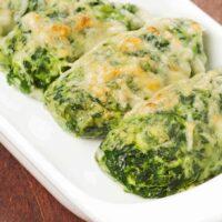 Spinach Gnocchi (Gnocchi Verdi)