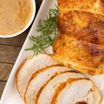 Stuffed Boneless Turkey Breast