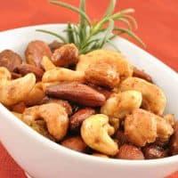 Sugar-Spiced Nuts