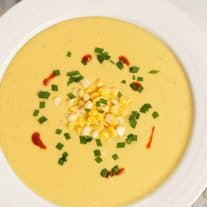 Sweet Corn Bisque
