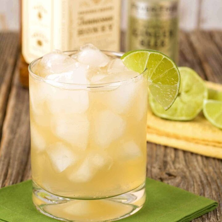 Jack's Tennessee Honey Ginger