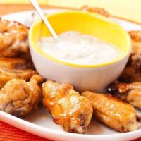 Tequila-Marinated Wings
