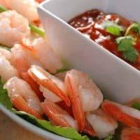 Spicy Thai-Inspired Shrimp Cocktail