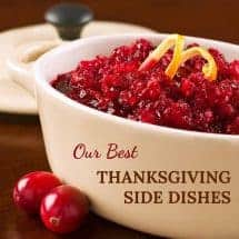 Our Best Thanksgiving Side Dishes