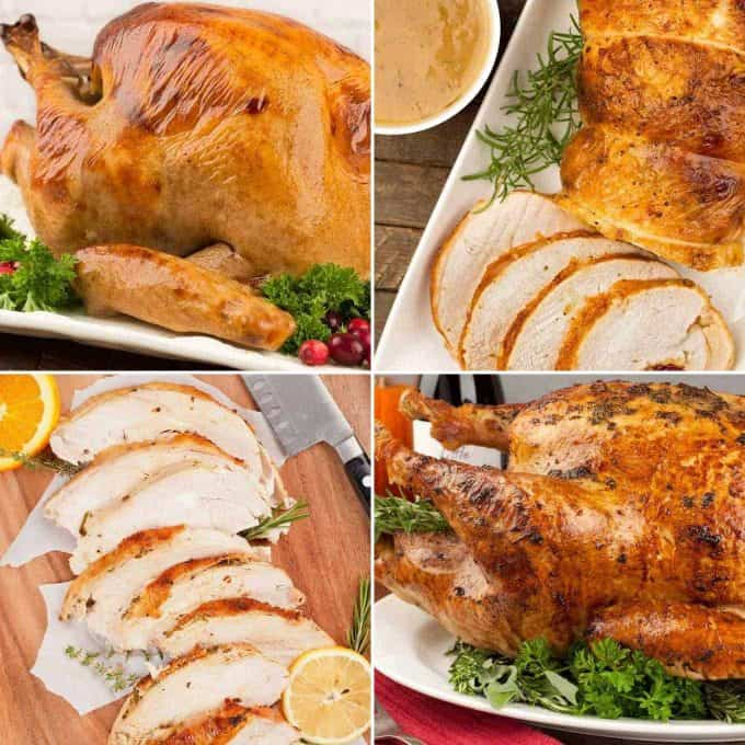 Thanksgiving Turkey Recipe Collection