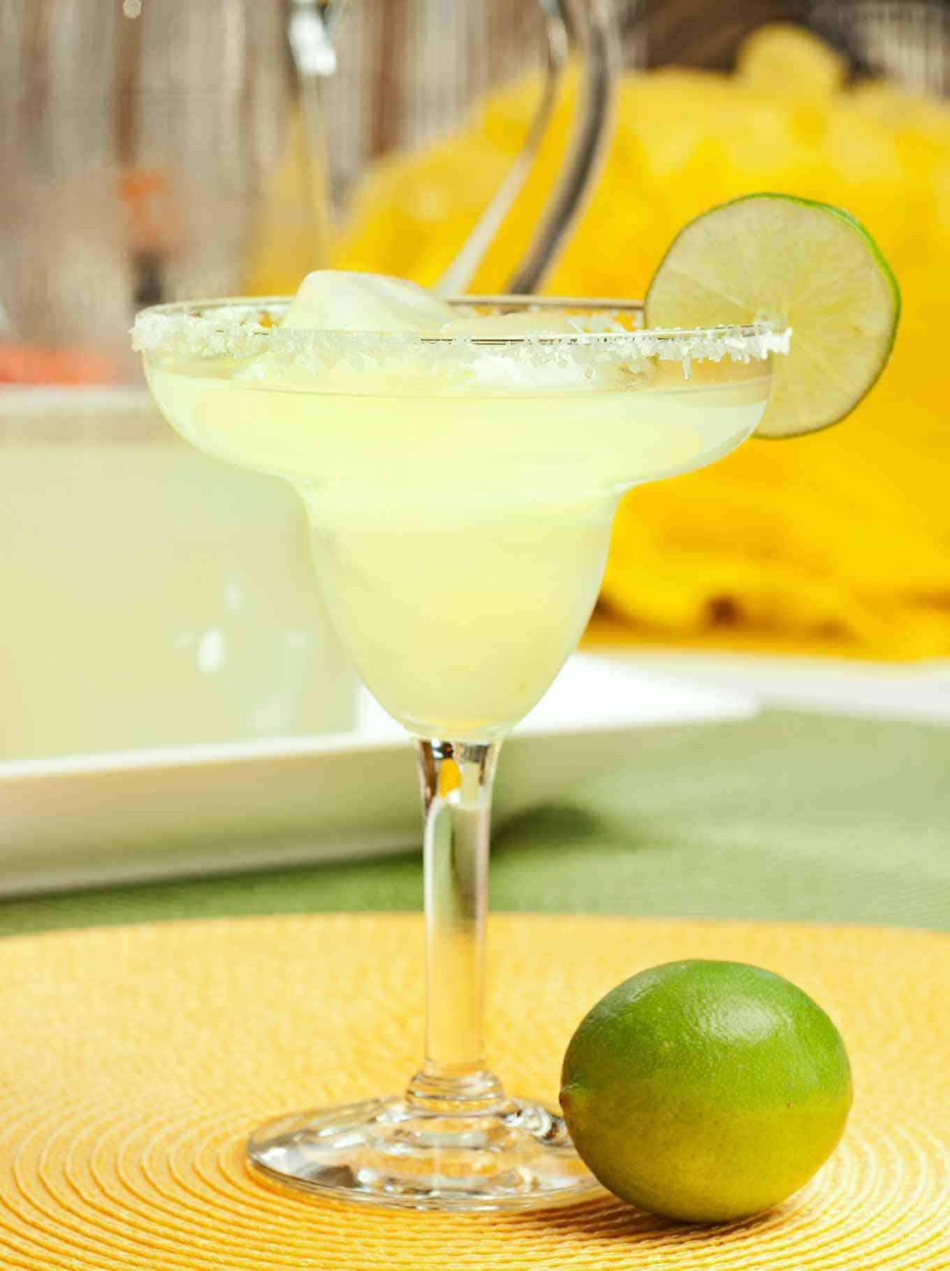 The Perfect Margarita Recipe Mygourmetconnection