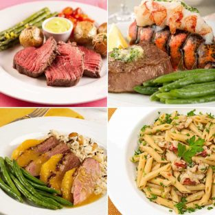Valentine's Day Dinner Recipe Collection