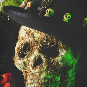 Halloween Party Voodoo On The Bayou