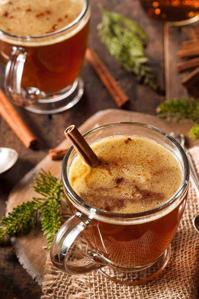 Warming Winter Cocktails