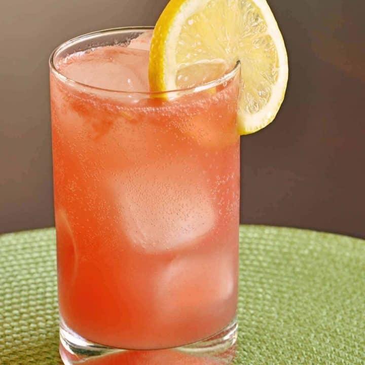 Watermelon-Limoncello Collins